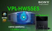 PROMOCJA SONY VPL-HW 55ES